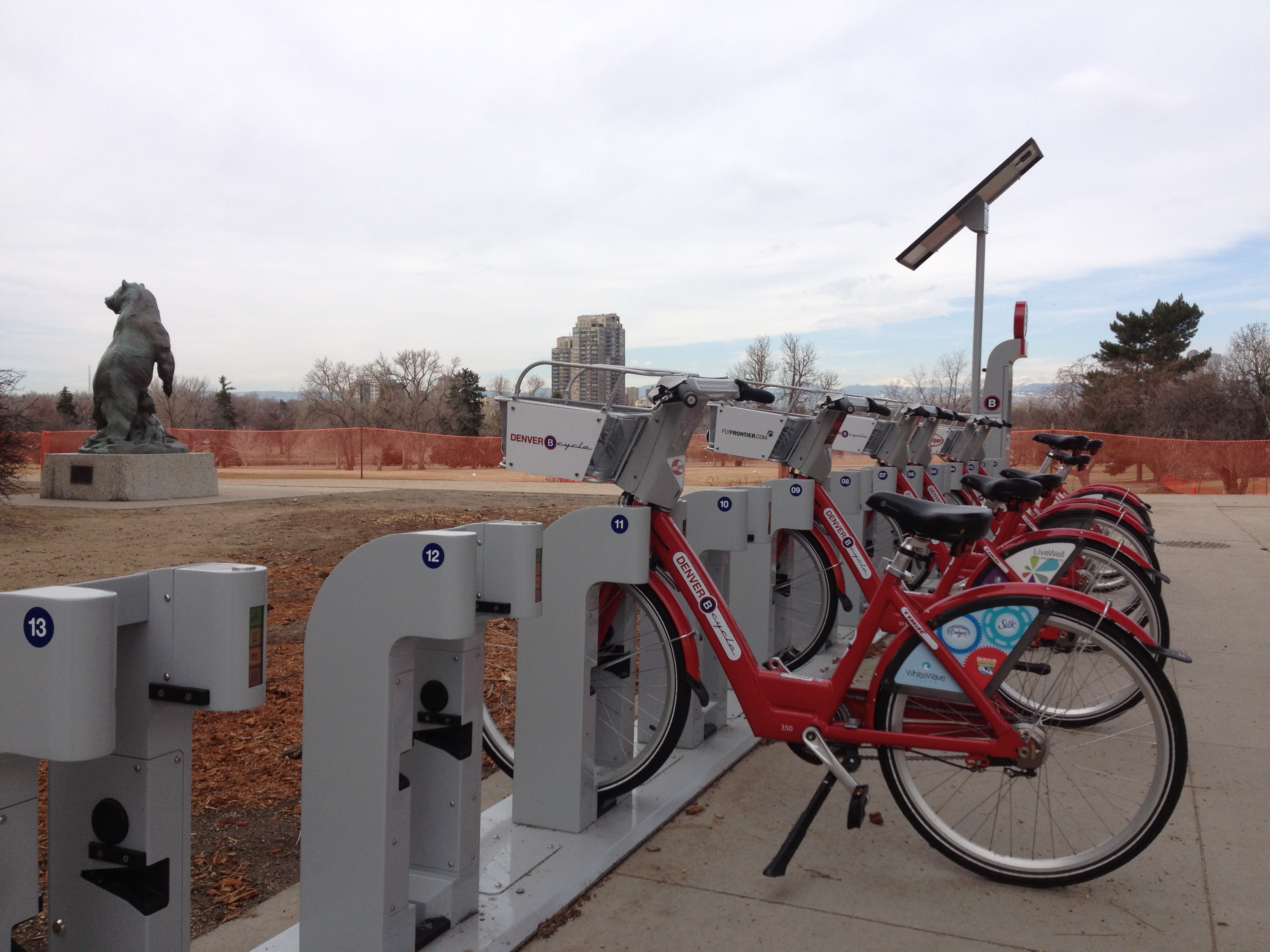 Denver B-Cycle Bike Share Program