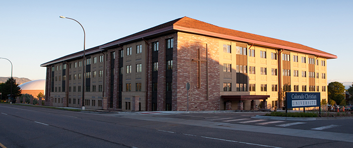 Colorado Christian University Yetter Hall