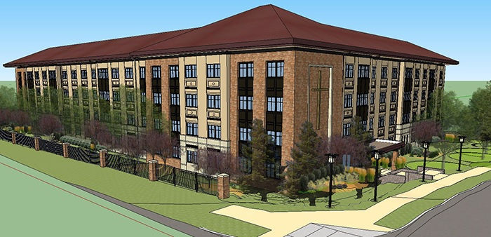 Colorado Christian University Yetter Hall