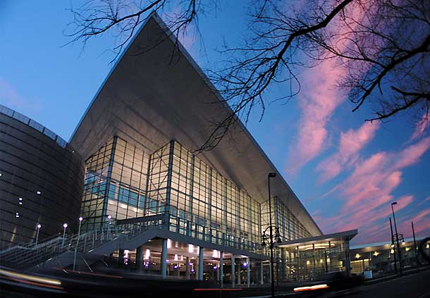 Colorado Convention Center Expansion