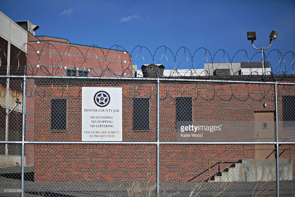 Denver County Jail East Housing Security System