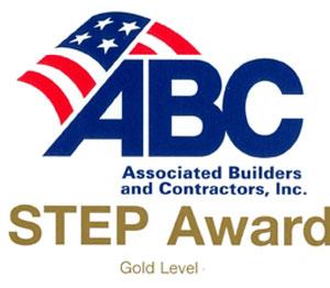 Gold STEP Award 2015