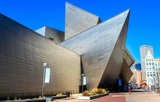 Denver Art Museum Offices